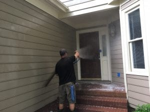 pressure washing surface cleaner
