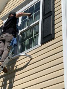 Window cleaning raleigh nc fairway home detailing - Exterior power washing garner nc ...